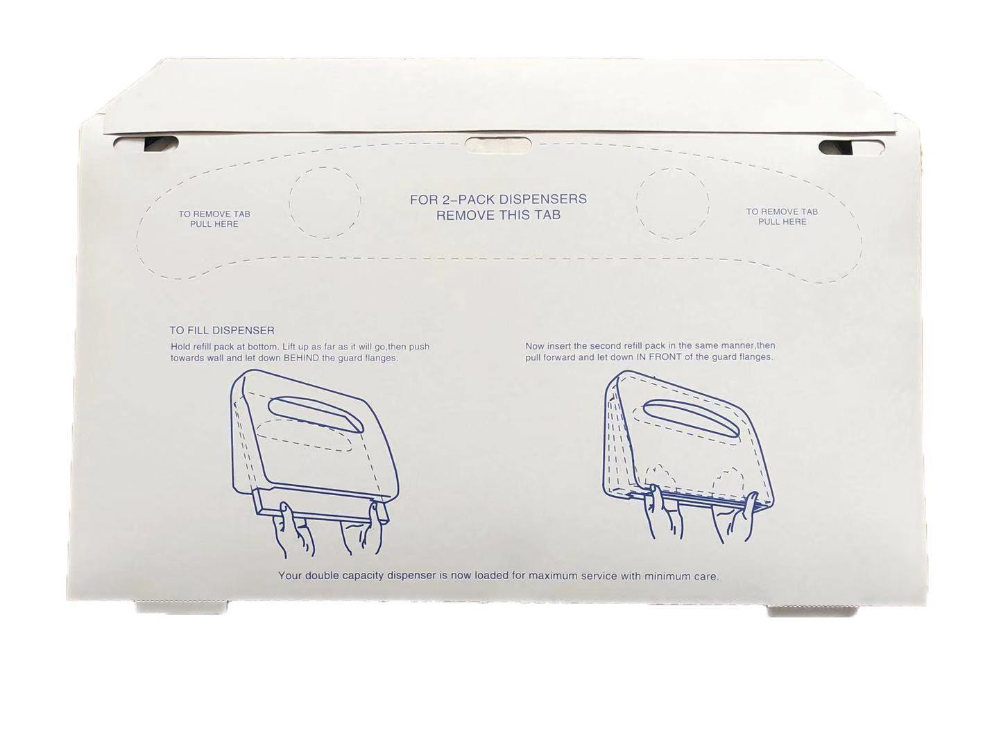 一次性马桶坐垫纸